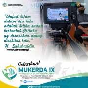 Mukerda IX DPD Wahdah Islamiyah Bantaeng
